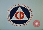 Image of Civil Defense Rapid City South Dakota USA, 1972, second 37 stock footage video 65675052509