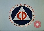 Image of Civil Defense Rapid City South Dakota USA, 1972, second 38 stock footage video 65675052509
