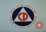 Image of Civil Defense Rapid City South Dakota USA, 1972, second 40 stock footage video 65675052509