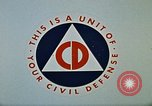 Image of Civil Defense Rapid City South Dakota USA, 1972, second 42 stock footage video 65675052509