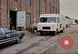 Image of Salvation Army Canteen truck Rapid City South Dakota USA, 1972, second 10 stock footage video 65675052513
