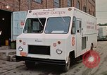 Image of Salvation Army Canteen truck Rapid City South Dakota USA, 1972, second 11 stock footage video 65675052513