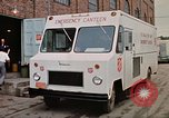Image of Salvation Army Canteen truck Rapid City South Dakota USA, 1972, second 13 stock footage video 65675052513
