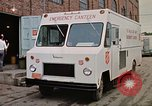 Image of Salvation Army Canteen truck Rapid City South Dakota USA, 1972, second 14 stock footage video 65675052513