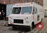 Image of Salvation Army Canteen truck Rapid City South Dakota USA, 1972, second 15 stock footage video 65675052513