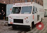 Image of Salvation Army Canteen truck Rapid City South Dakota USA, 1972, second 16 stock footage video 65675052513