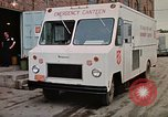 Image of Salvation Army Canteen truck Rapid City South Dakota USA, 1972, second 18 stock footage video 65675052513