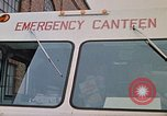 Image of Salvation Army Canteen truck Rapid City South Dakota USA, 1972, second 22 stock footage video 65675052513