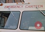 Image of Salvation Army Canteen truck Rapid City South Dakota USA, 1972, second 23 stock footage video 65675052513