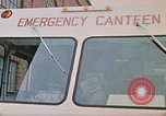 Image of Salvation Army Canteen truck Rapid City South Dakota USA, 1972, second 25 stock footage video 65675052513