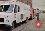 Image of Salvation Army Canteen truck Rapid City South Dakota USA, 1972, second 33 stock footage video 65675052513