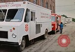 Image of Salvation Army Canteen truck Rapid City South Dakota USA, 1972, second 35 stock footage video 65675052513