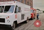 Image of Salvation Army Canteen truck Rapid City South Dakota USA, 1972, second 37 stock footage video 65675052513