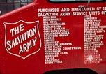 Image of Salvation Army Canteen truck Rapid City South Dakota USA, 1972, second 40 stock footage video 65675052513
