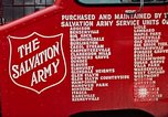 Image of Salvation Army Canteen truck Rapid City South Dakota USA, 1972, second 42 stock footage video 65675052513