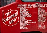 Image of Salvation Army Canteen truck Rapid City South Dakota USA, 1972, second 44 stock footage video 65675052513