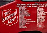 Image of Salvation Army Canteen truck Rapid City South Dakota USA, 1972, second 45 stock footage video 65675052513