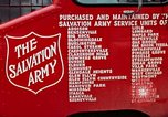Image of Salvation Army Canteen truck Rapid City South Dakota USA, 1972, second 46 stock footage video 65675052513