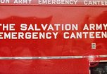 Image of Salvation Army Canteen truck Rapid City South Dakota USA, 1972, second 47 stock footage video 65675052513