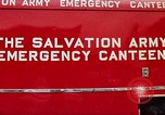 Image of Salvation Army Canteen truck Rapid City South Dakota USA, 1972, second 48 stock footage video 65675052513