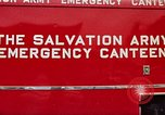 Image of Salvation Army Canteen truck Rapid City South Dakota USA, 1972, second 50 stock footage video 65675052513
