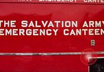 Image of Salvation Army Canteen truck Rapid City South Dakota USA, 1972, second 51 stock footage video 65675052513