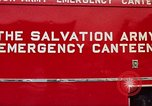 Image of Salvation Army Canteen truck Rapid City South Dakota USA, 1972, second 52 stock footage video 65675052513