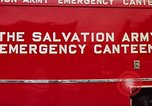 Image of Salvation Army Canteen truck Rapid City South Dakota USA, 1972, second 53 stock footage video 65675052513