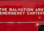 Image of Salvation Army Canteen truck Rapid City South Dakota USA, 1972, second 55 stock footage video 65675052513