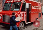 Image of Salvation Army Canteen truck Rapid City South Dakota USA, 1972, second 56 stock footage video 65675052513