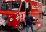 Image of Salvation Army Canteen truck Rapid City South Dakota USA, 1972, second 57 stock footage video 65675052513