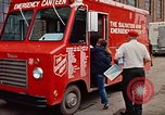 Image of Salvation Army Canteen truck Rapid City South Dakota USA, 1972, second 60 stock footage video 65675052513