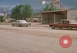 Image of convoy of National Guard trucks Rapid City South Dakota USA, 1972, second 24 stock footage video 65675052523