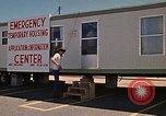 Image of mobile homes Rapid City South Dakota USA, 1972, second 29 stock footage video 65675052540
