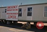 Image of mobile homes Rapid City South Dakota USA, 1972, second 41 stock footage video 65675052540