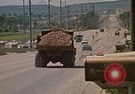 Image of flood cleanup Rapid City South Dakota USA, 1972, second 8 stock footage video 65675052541