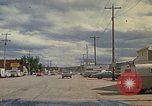 Image of flood cleanup Rapid City South Dakota USA, 1972, second 50 stock footage video 65675052541