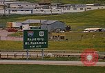 Image of mobile homes Rapid City South Dakota USA, 1972, second 7 stock footage video 65675052544