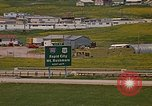 Image of mobile homes Rapid City South Dakota USA, 1972, second 15 stock footage video 65675052544