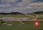 Image of mobile homes Rapid City South Dakota USA, 1972, second 39 stock footage video 65675052544