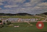 Image of mobile homes Rapid City South Dakota USA, 1972, second 41 stock footage video 65675052544