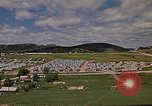 Image of mobile homes Rapid City South Dakota USA, 1972, second 43 stock footage video 65675052544