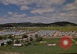 Image of mobile homes Rapid City South Dakota USA, 1972, second 45 stock footage video 65675052544