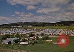 Image of mobile homes Rapid City South Dakota USA, 1972, second 46 stock footage video 65675052544