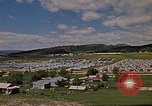 Image of mobile homes Rapid City South Dakota USA, 1972, second 48 stock footage video 65675052544
