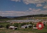Image of mobile homes Rapid City South Dakota USA, 1972, second 56 stock footage video 65675052544