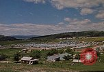 Image of mobile homes Rapid City South Dakota USA, 1972, second 57 stock footage video 65675052544