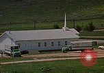 Image of mobile homes Rapid City South Dakota USA, 1972, second 61 stock footage video 65675052544