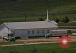 Image of mobile homes Rapid City South Dakota USA, 1972, second 62 stock footage video 65675052544