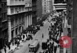 Image of James Farley Post Office building New York City USA, 1918, second 14 stock footage video 65675052546